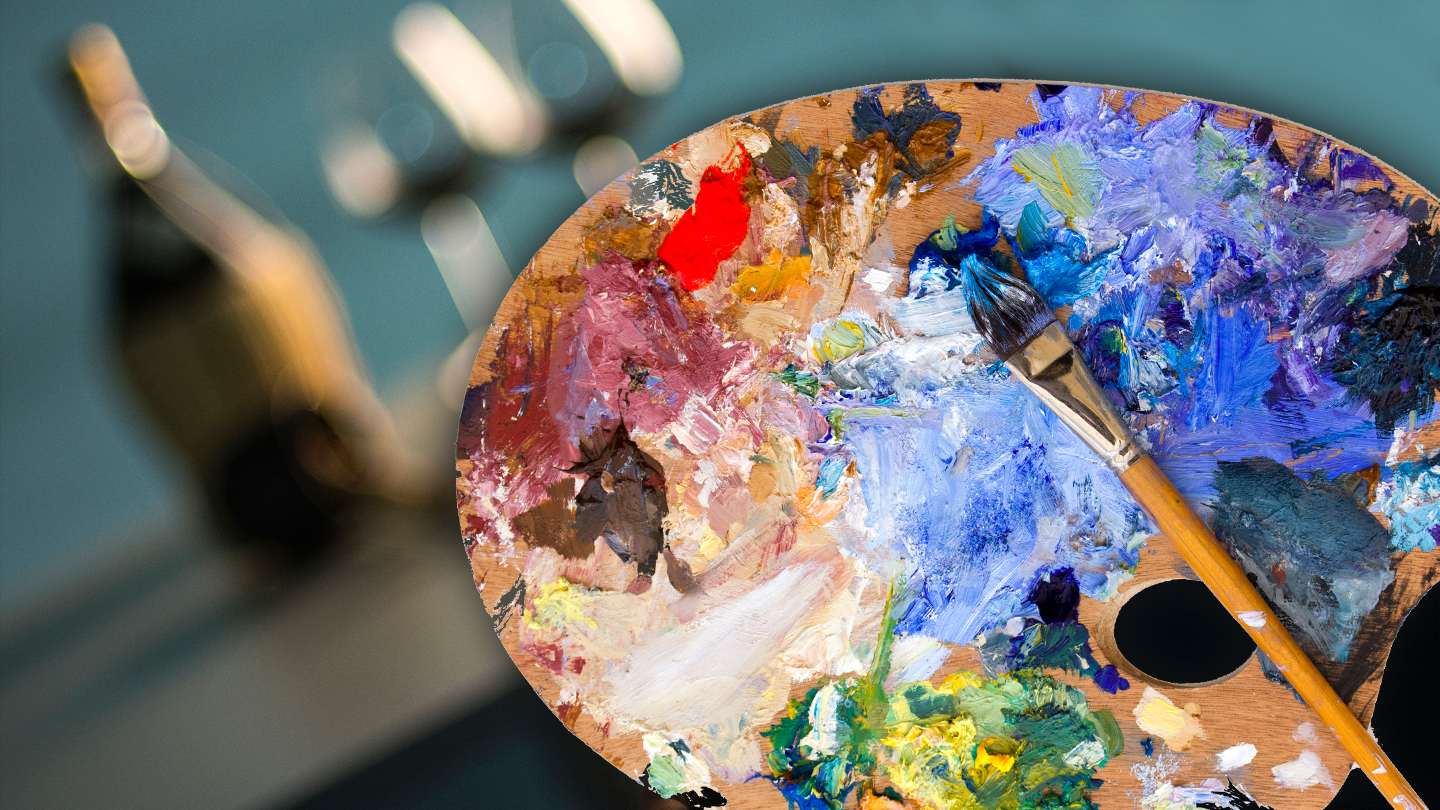 Bring Out Your Inner Picasso at a Wine and Art Night $20 ($40 value)