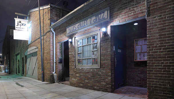 Blues Alley: D.C.'s Premier Jazz & Supper Club