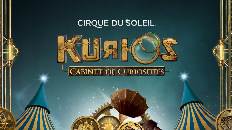 KURIOS by Cirque du Soleil New York Tickets - n/a at Grand ...