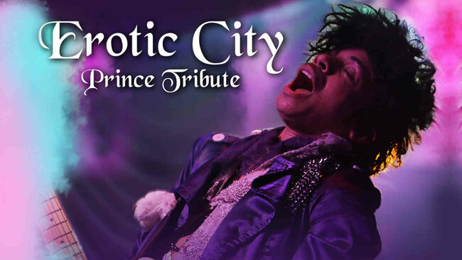 Erotic City Tickets