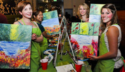 Various San Jose Paint Nite Locations Tickets