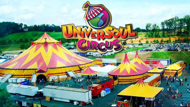 UniverSoul Circus Tickets