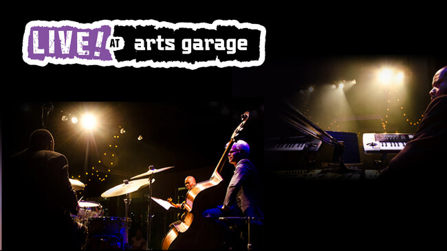 Arts Garage Tickets