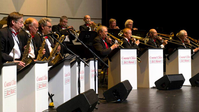 Coastal Cities Jazz Band Tickets