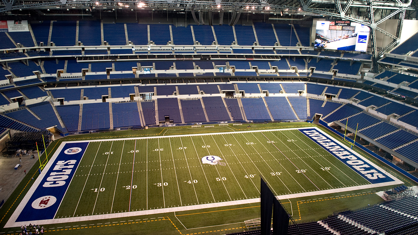 Lucas oil stadium indianapolis tickets schedule seating charts