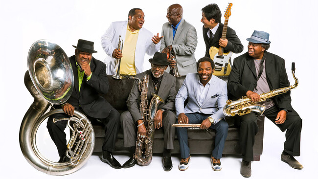 Dirty Dozen Brass Band Tickets