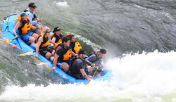 Forward Paddle Rafting Co Tickets