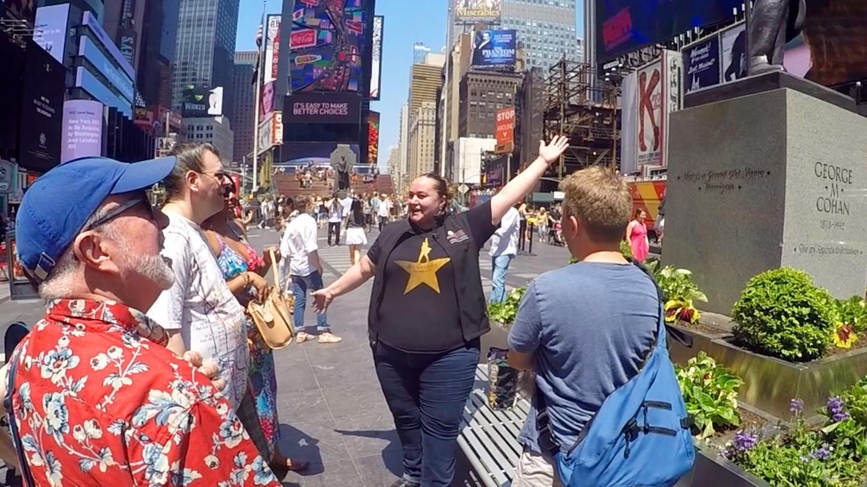 """Broadway Fan Extravaganza Tour (Act 3)"""