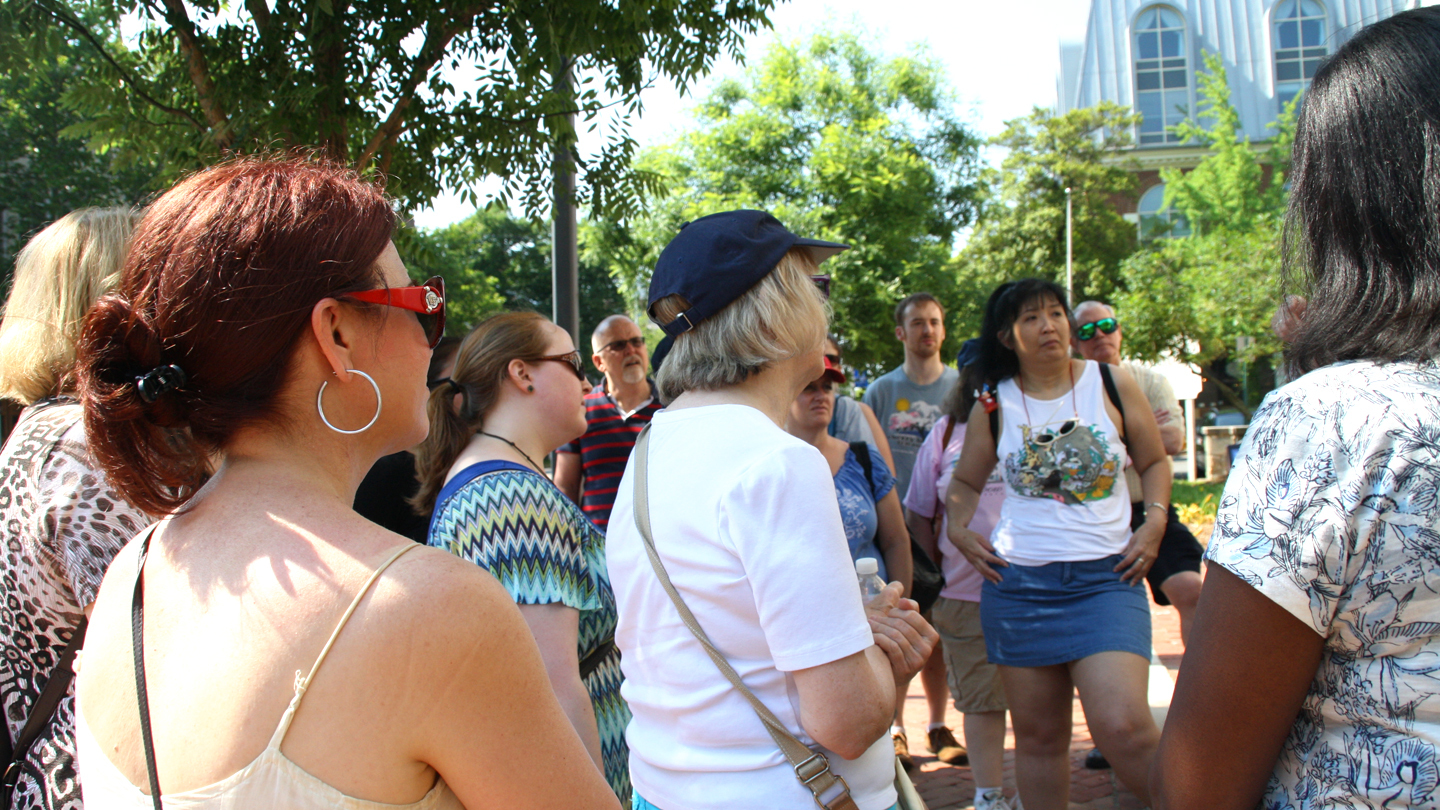 Women of Civil War Alexandria Walking Tour $7.50 ($15 value)