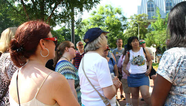 Women of Civil War Alexandria Walking Tour
