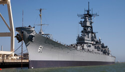 Battleship Iowa Tickets