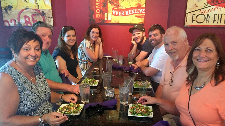 Riverside Food Tour: Walk, Eat & Sightsee in Mainstrasse Village on Banks of Ohio River $35 ($59 value)