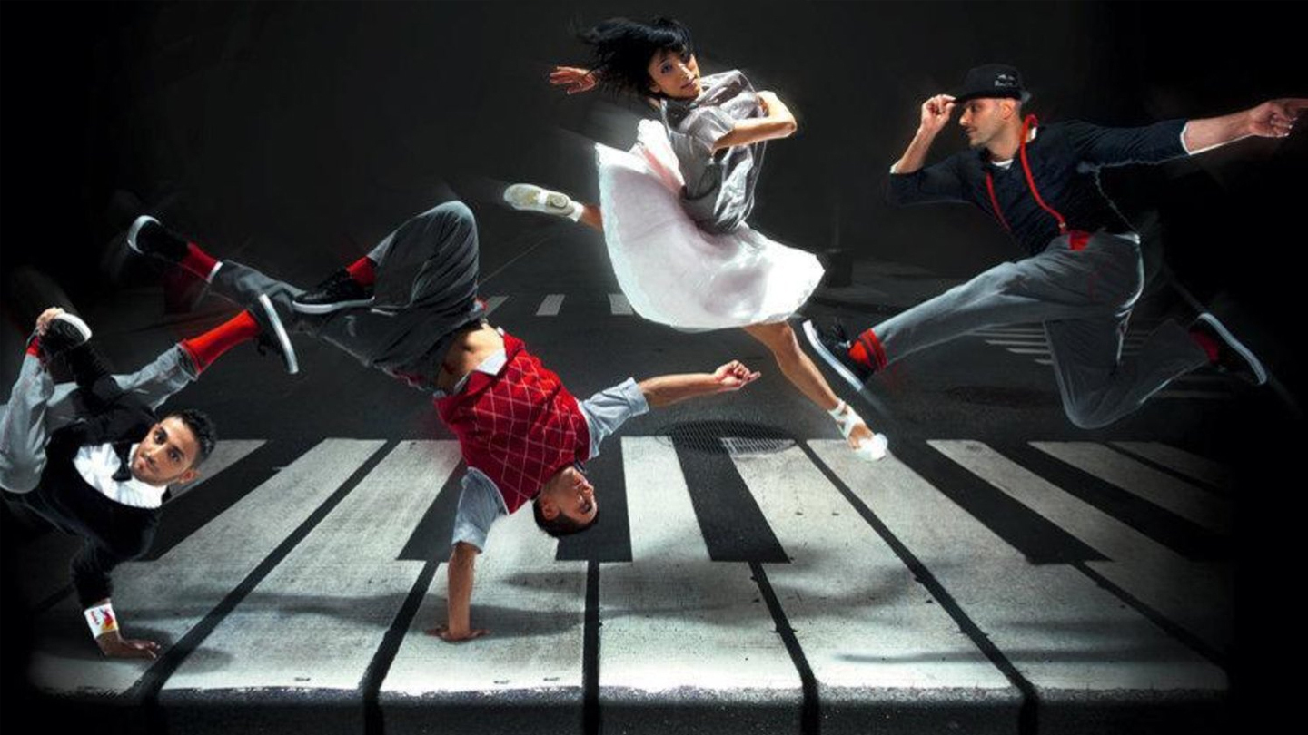 World-Class Breakdancing Meets Classical Music on