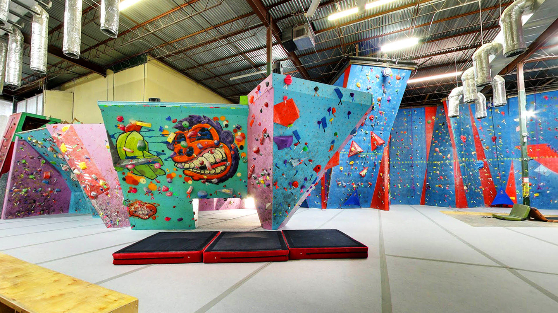Stone Moves Indoor Rock Climbing, Houston: Tickets, Schedule ...