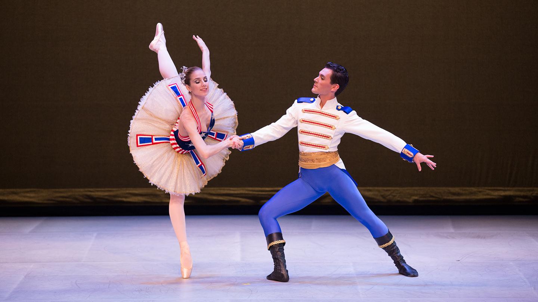 The Suzanne Farrell Ballet Dances Three Balanchine Classics $29 - $39 ($49 value)