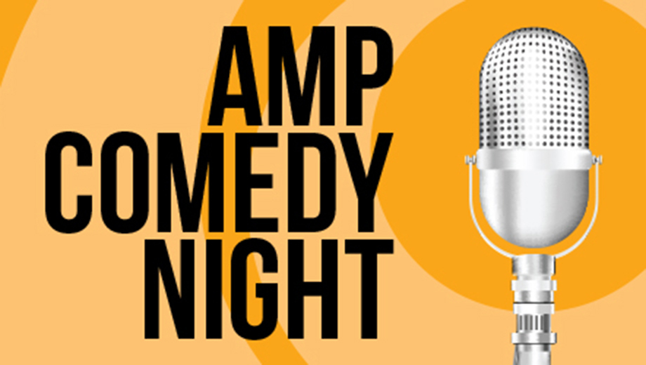 AMP Comedy Nights: See Stand-Up Comics From Around the Country Live $7.50 ($15 value)