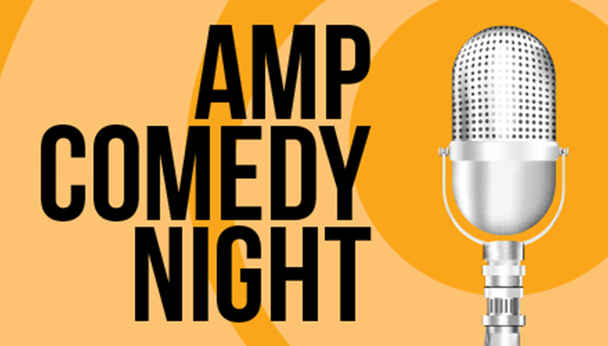 AMP Comedy Nights: Live Stand-Up