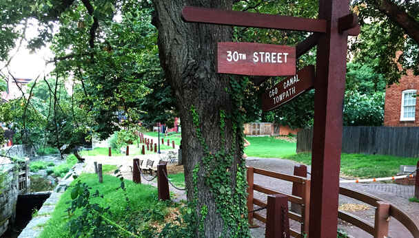 Tragic Tales of Georgetown: Walking Tour Unearths Scary Stories