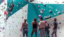 Grotto Climbing and Yoga Tickets