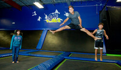 Off the Wall Trampoline Fun Center Tickets