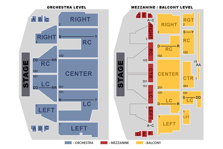 Orpheum Theatre, Boston: Tickets, Schedule, Seating Charts | Goldstar