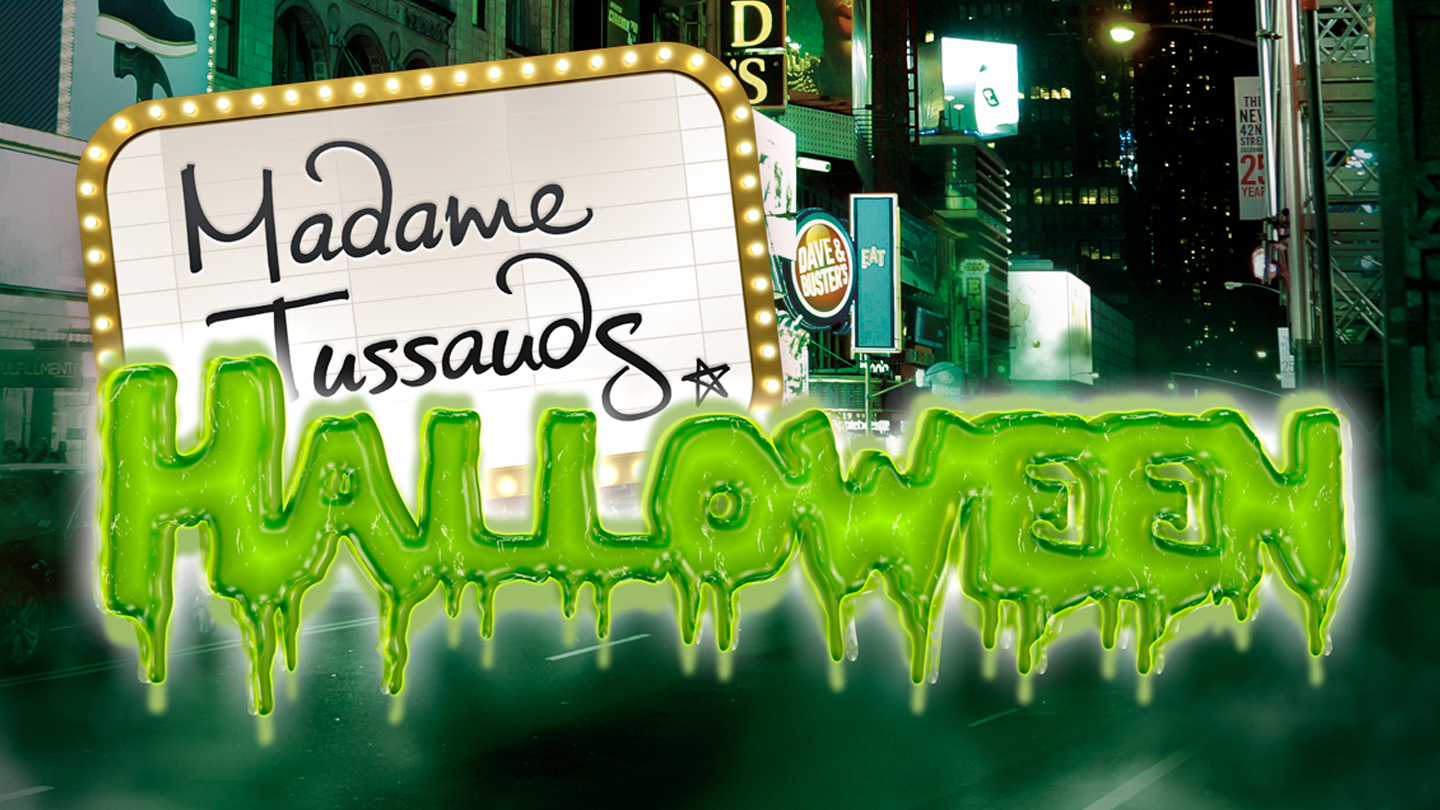 Madame Tussauds' Halloween New York Tickets - n/a at Madame ...