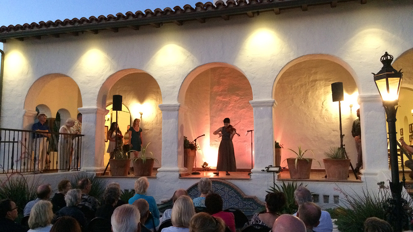 Art, Music, History & Horticulture at Casa Romantica Cultural Center and Gardens $6 - $12.50 ($12 value)