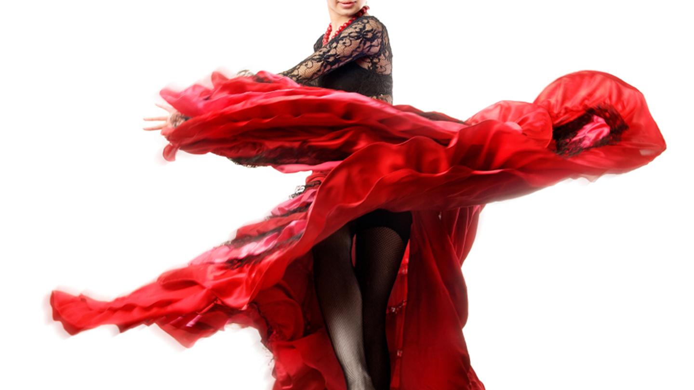 Flamenco & Spanish Cuisine: Intimate, Passionate, Exotic $39 ($59 value)