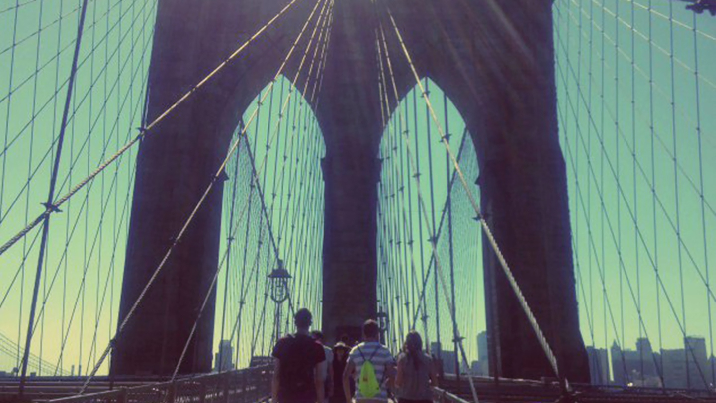 Visit New York Tours Offers Personalized Walking Adventures $12.50 - $29.50 ($25 value)