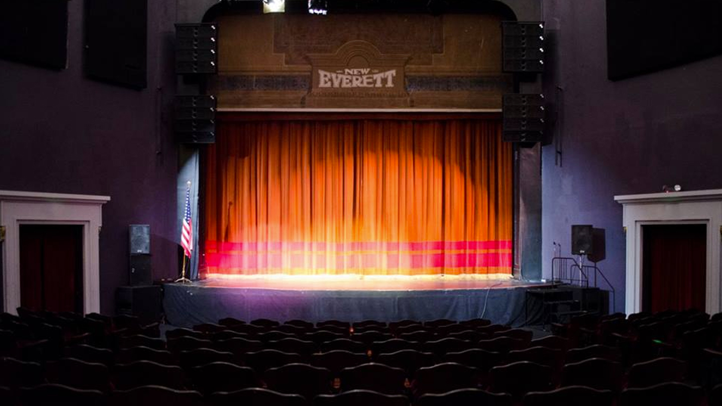 Live Music, Tribute Acts, Stand-Up Comedy & More at The Historic Everett Theatre $10 - $17.50 ($20 value)