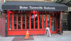 Boss Tweeds Saloon Tickets