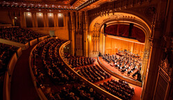 Jacobs Music Center's Copley Symphony Hall Tickets