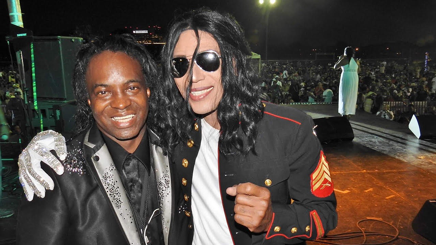 Michael Jackson and James Brown Impersonators Join Forces for Halloween Tribute Show $20 - $25 ($50 value)