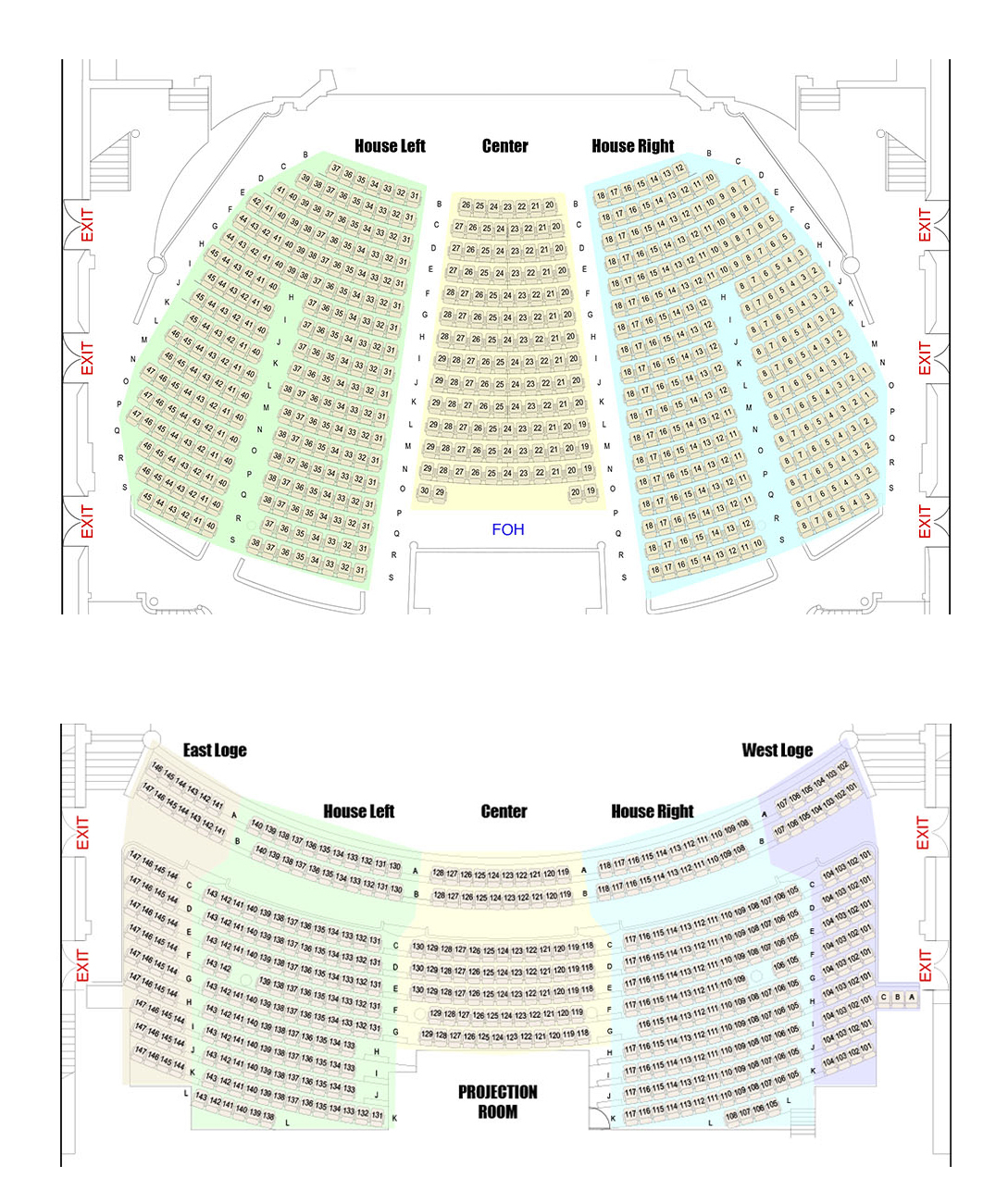 Downtown palace theatre los angeles tickets schedule seating