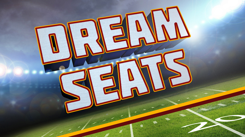 Washington Redskins Dream Seats: Luxurious NFL Action $205 - $265 ($690.7 value)