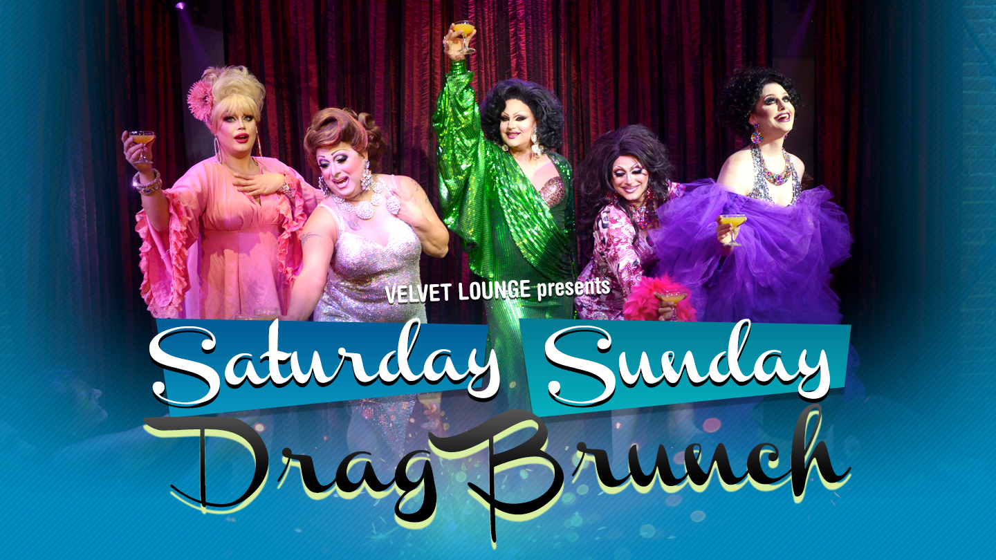 Weekend Drag Brunch: Gourmet Omelets, Bottomless Mimosas & Female Impersonators $25 - $29.99 ($39.99 value)
