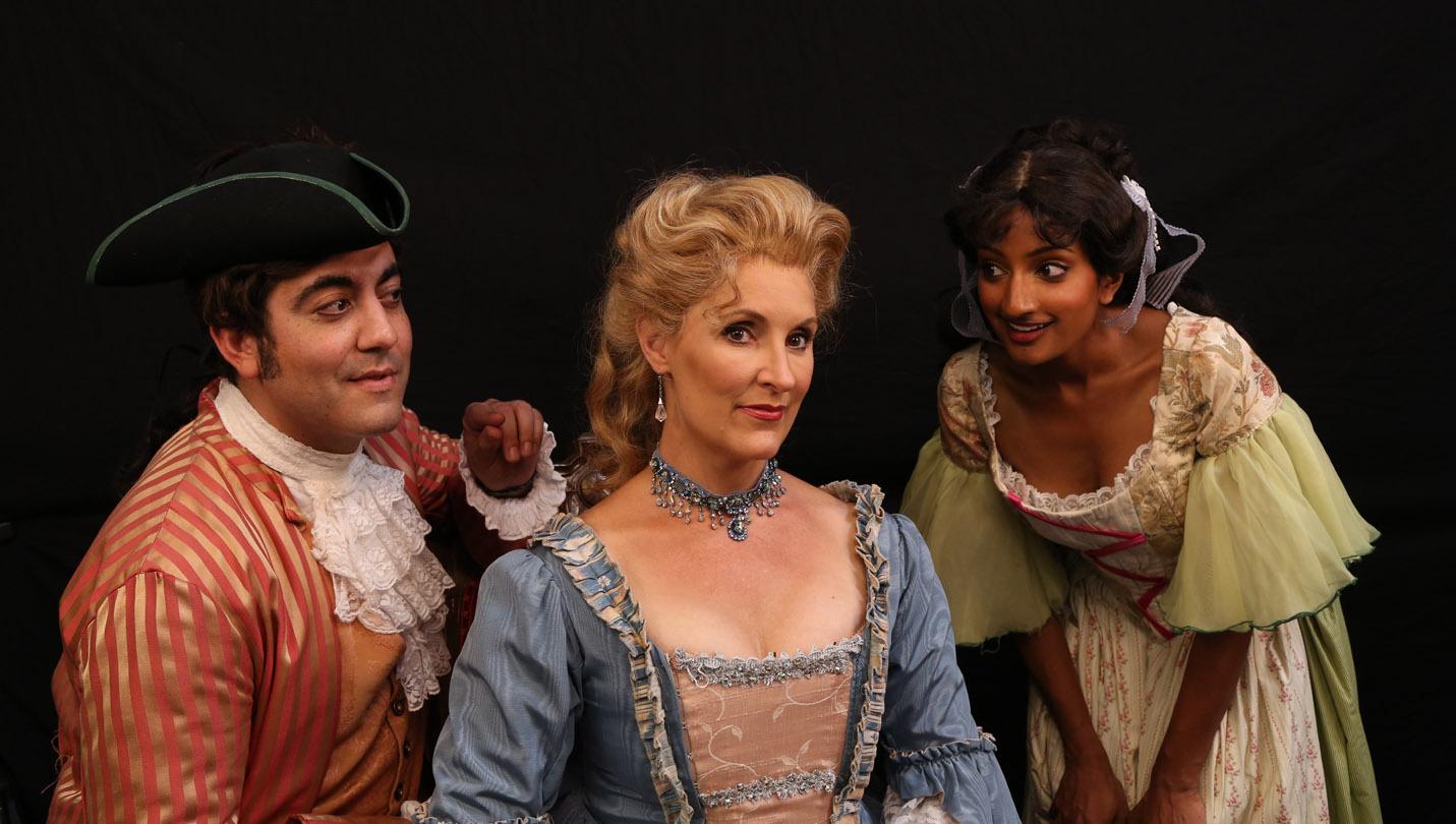 Mozart's Hilarious Comic Opera