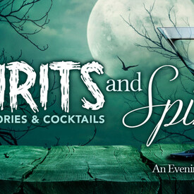 """Spirits & Spirits"""" featuring """"The Wicked Library"""