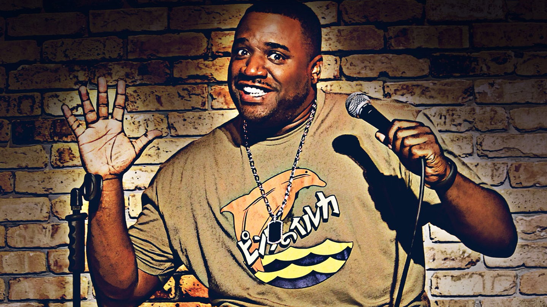 Comedian Corey Holcomb: