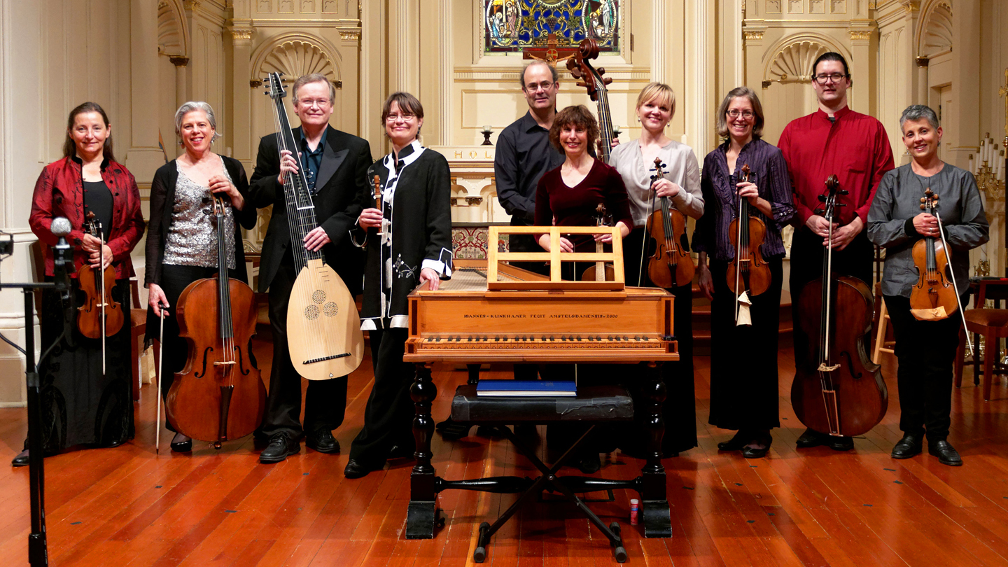 Virtuoso Baroque Concertos With the Nation's Most Popular Early Music Ensemble $20 ($40 value)