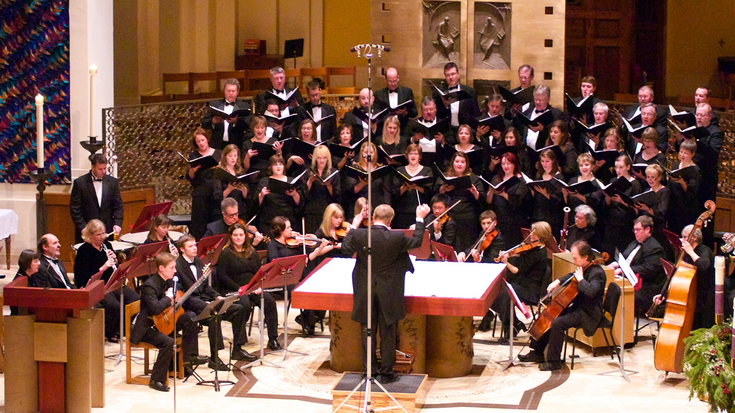 Exultate Choir & Orchestra Concerts Move the Soul $10 - $12.50 ($20 value)