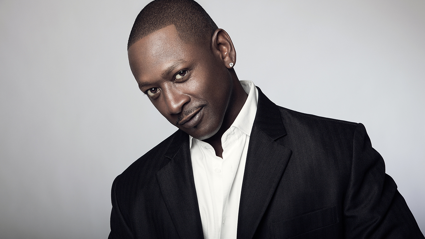 Comedian Joe Torry (