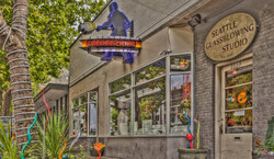 Seattle Glassblowing Studio & Gallery Tickets