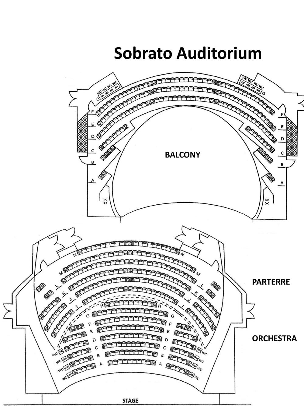 Hammer Theatre Center San Jose Tickets Schedule Seating Charts Black Box Diagram Ucf