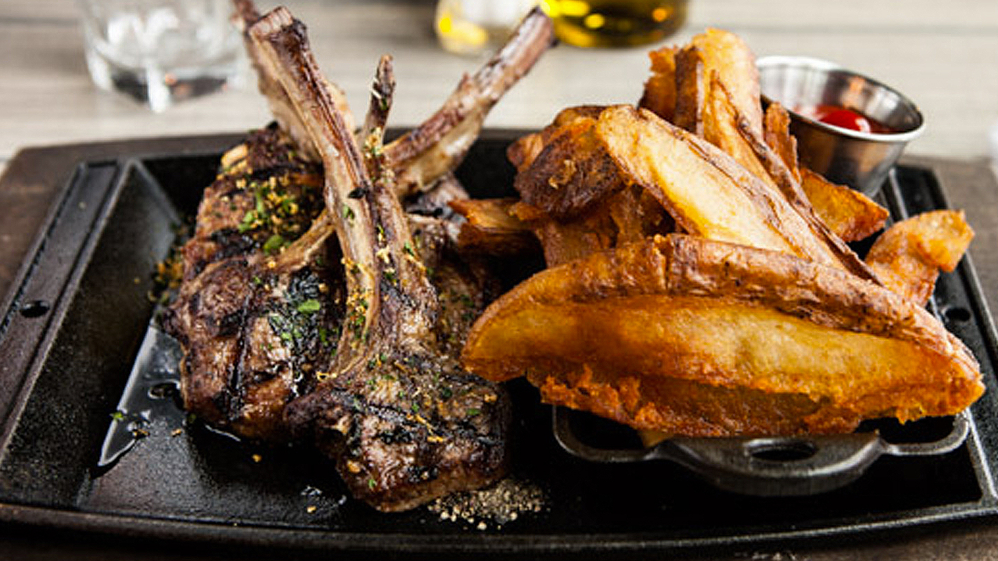 Grecian Lamb Feast at Star Chef Michael Psilakis' MP Taverna $39 - $84 ($60 value)