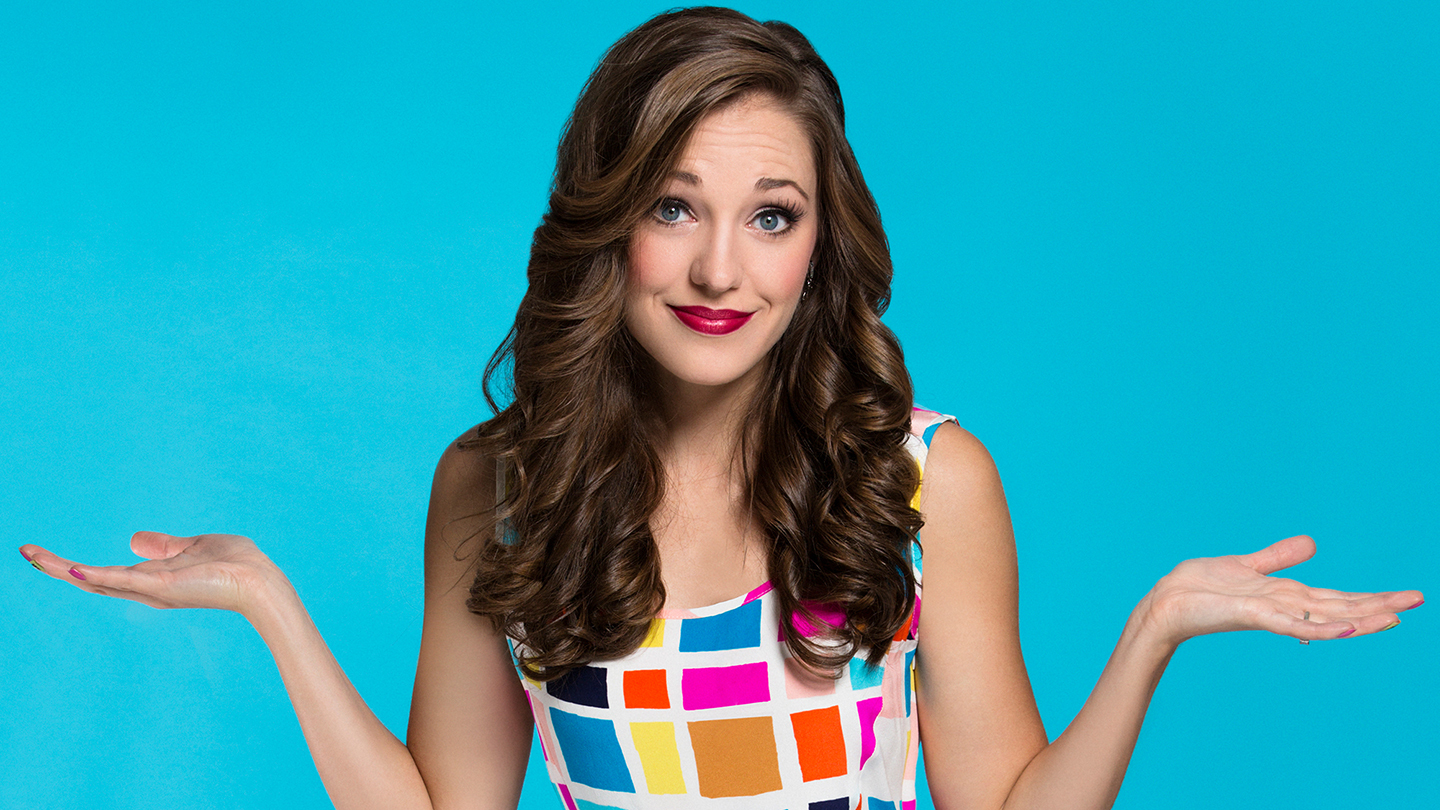 Tony-Nominated Broadway Star Laura Osnes in