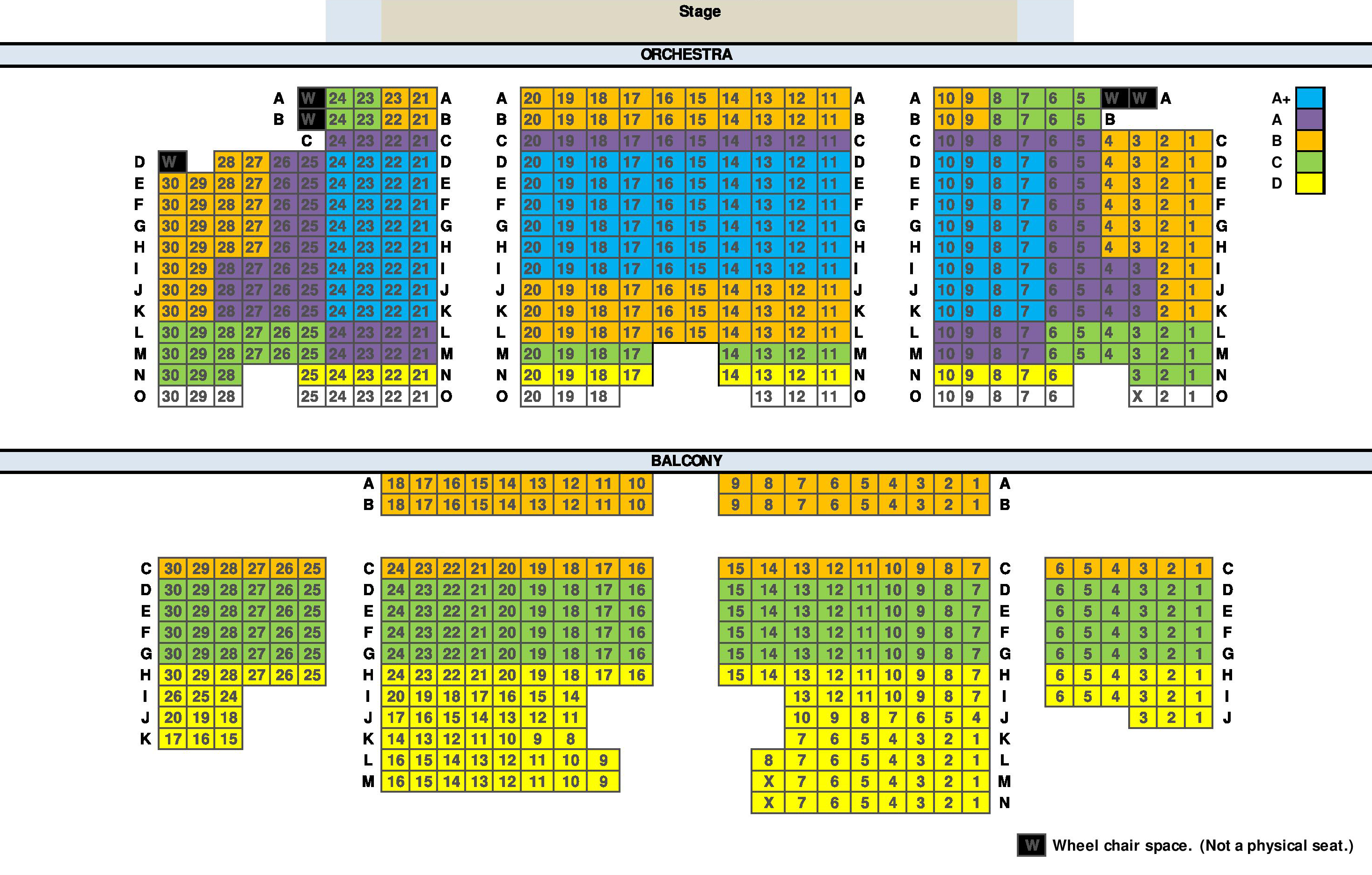 studebaker theater chicago tickets schedule seating charts gugu drums of shanghai