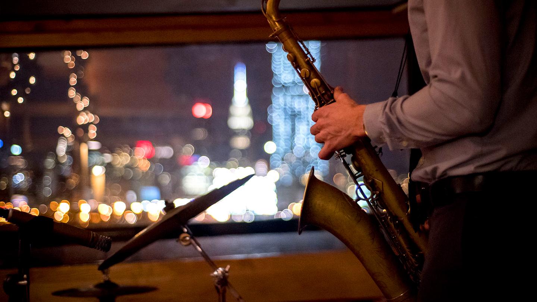 Holiday Jazz Cruise on the Yacht Manhattan