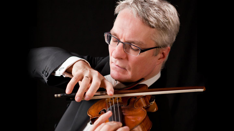 Jonathan Carney Trio Performs Brahms' Piano Concerto No. 2