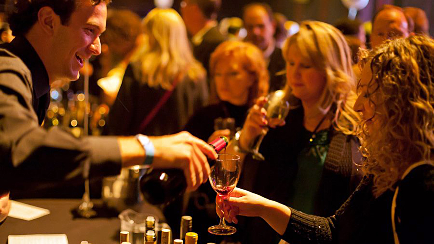 NYC Winter Wine Festival: Hundreds of Wines, Plus Michael Lington